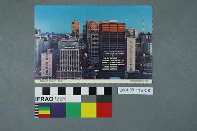 Postcard: Market Street, West