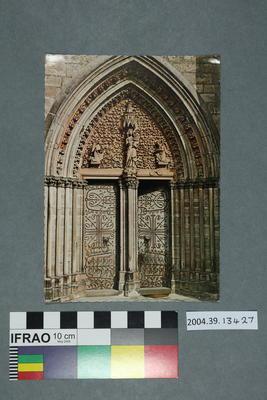 Postcard: Elisabethkirche, Marburg