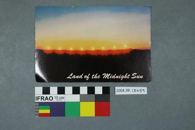 Postcard: Land of the Midnight Sun