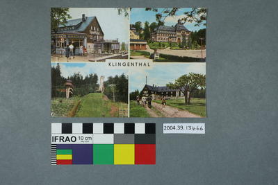 Postcard: Klingenthal