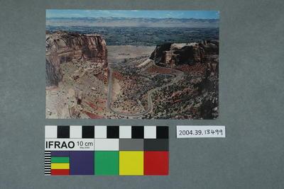 Postcard: Colorado National Monument