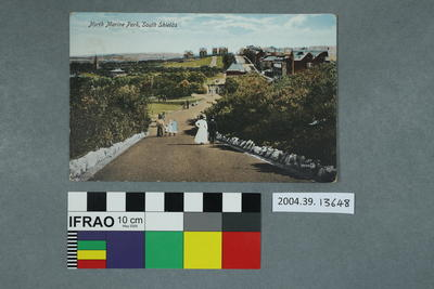 Postcard: North Marine Park
