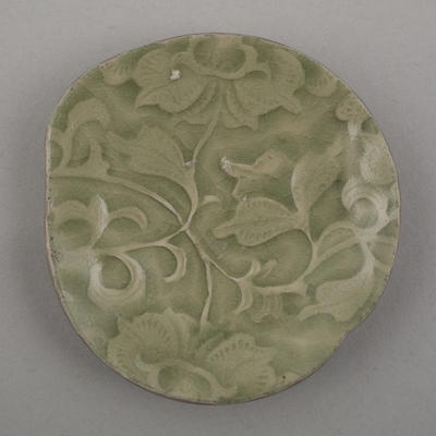 Ceramic: plate
