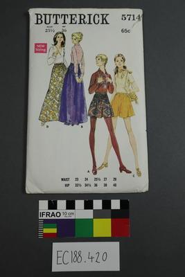 pattern, dressmaking