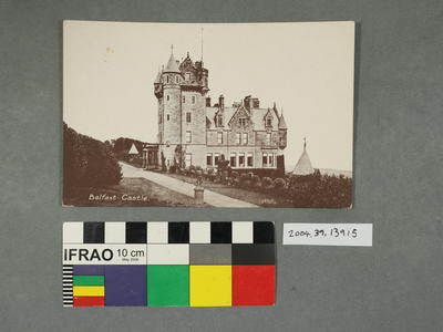 Postcard: Belfast Castle