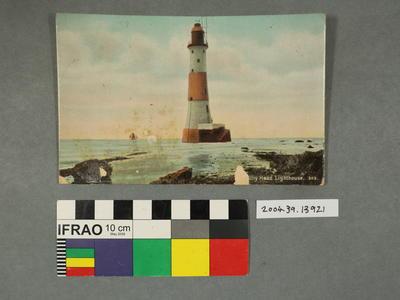 Postcard: Head Lighthouse