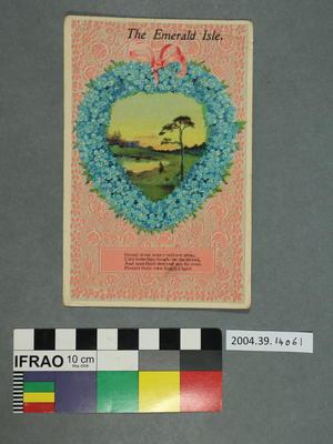 Postcard: The Emerald Isle