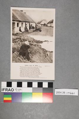 Postcard: Green Isle of Erin
