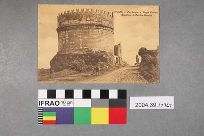 Postcard: Roma