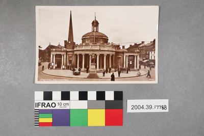 Postcard: Cornhill
