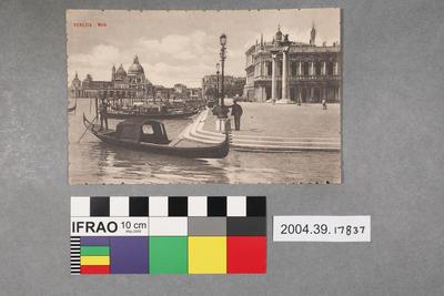 Postcard: Venezia