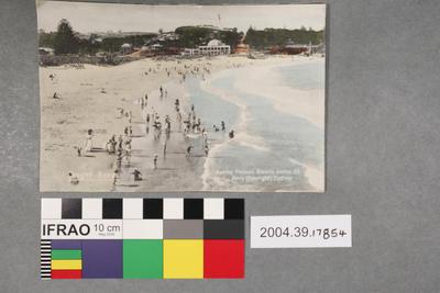 Postcard: Coogee Beach