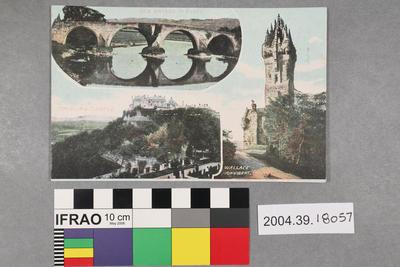 Postcard: Stirling Castle