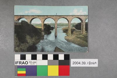 Postcard: The Viaduct from Bridge