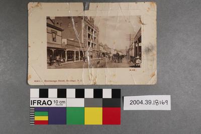 Postcard: Heretaunga Street