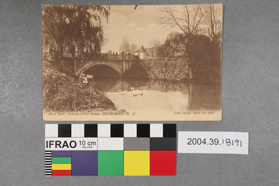 Postcard: River Avon