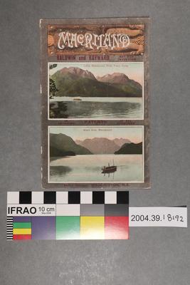 Postcard: Maoriland