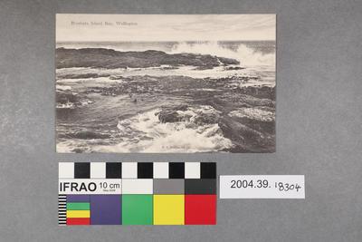 Postcard: Breakers Island Bay