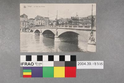 Postcard: Liege