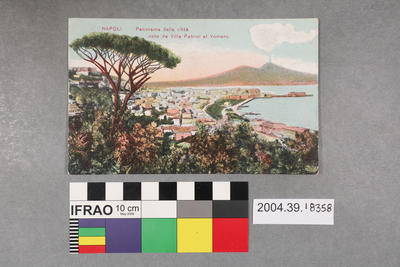 Postcard: Napoli