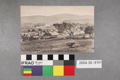 Postcard: Leadhills