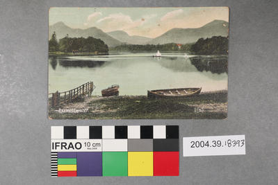 Postcard: Derwentwater