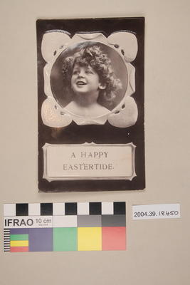 Postcard: A Happy Eastertide