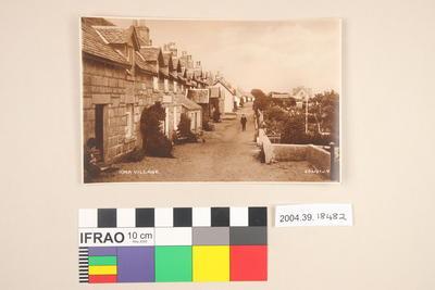 Postcard: Iona Village