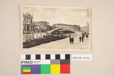 Postcard: Venice