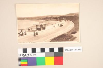 Postcard: Rhos-on-Sea, Cayley Promenade