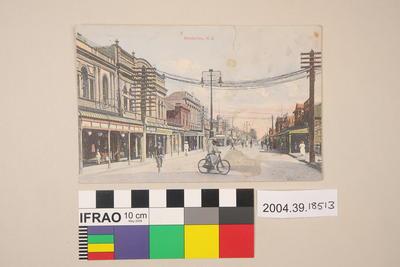 Postcard: Masterton, N.Z.