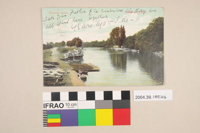 Postcard: Hampton Court