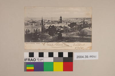 Postcard: View of Geelong, Victoria