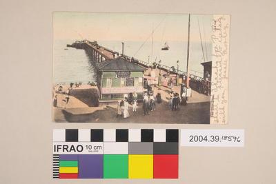 Postcard: The Pier Deal