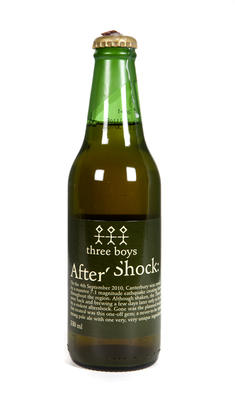 Aftershock Beer: Three Boys Brewery; ; 2011.11.10