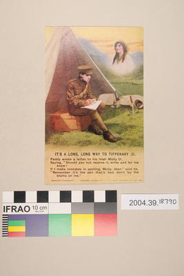 Postcard: It's a Long Way to Tipperary (3)