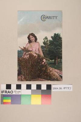 Postcard: Charity