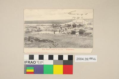 Postcard: West Rand Central