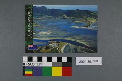 Postcard: Collingwood, New Zealand