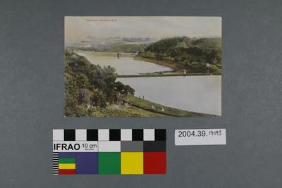 Postcard: Reservoir, Dunedin, New Zealand
