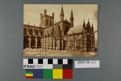 Postcard: Chester Cathedral