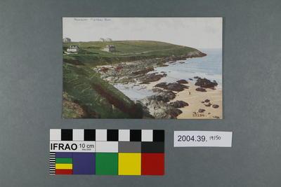 Postcard: Newquay, Fistral Bay