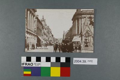 Postcard: High Street, Inverness