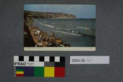 Postcard: Swanage Bay And Ballard Down