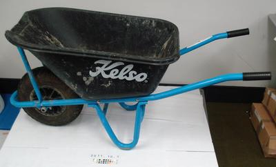 Wheelbarrow: Kelso