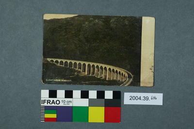 Postcard: Glenfinnan Viaduct
