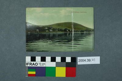 Postcard: Fort William, Achintore