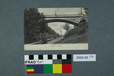 Postcard: Highgate Archway