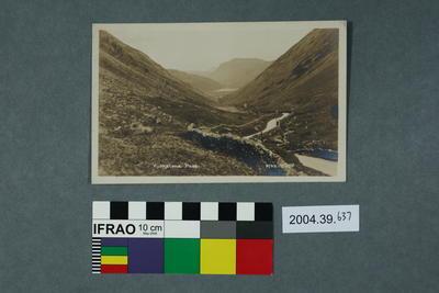 Postcard: Kirkstone Pass