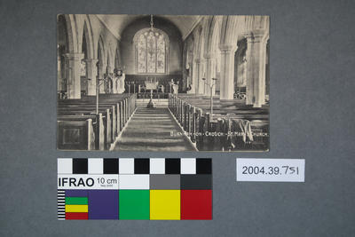 Postcard: Burnham-on-Crouch, St Martin's Church